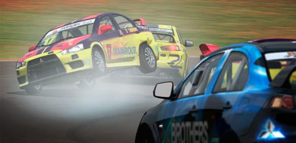 Incidentes no Automobilismo Virtual
